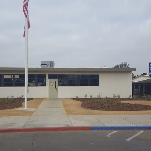 Here's a look at Heritage Elementary School after modernization.
